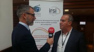 Yves Troussel, Directeur RSE d'AIGLE et Président d'ALTERE