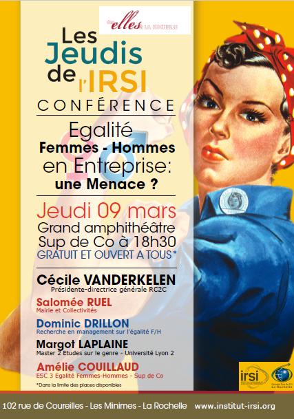 Jeudi de l'IRSI_Femmes-Hommes_une menace en entreprise_elles_mars 2017