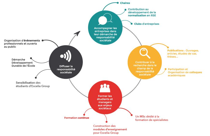 Le cycle de l'IRSI